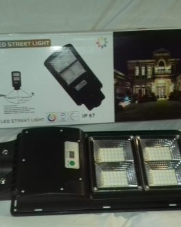 Foco Solar 90w Sensor Movimiento / 112 Led